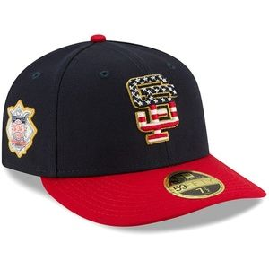 San Francisco Giants New Era July 4th Stars & Stri